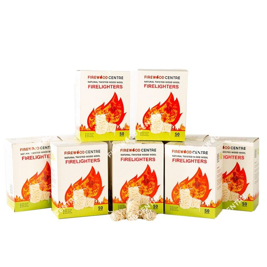 10 natural firelighters