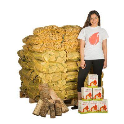 ultimate log burner