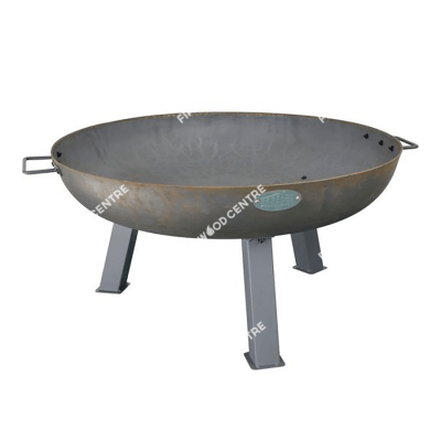 cast iron outdoor garden firepit 870mm
