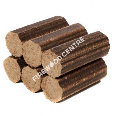 beech briquette logs